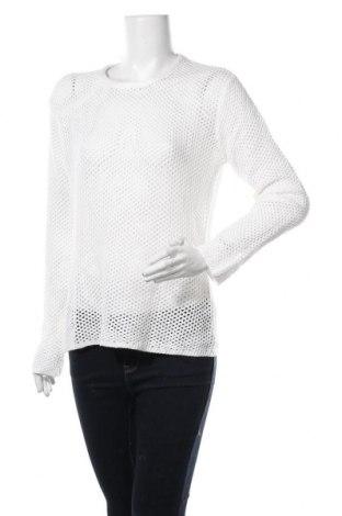 Дамски пуловер Casa Blanca, Размер XL, Цвят Бял, 50% памук, 50% полиакрил, Цена 17,33лв.