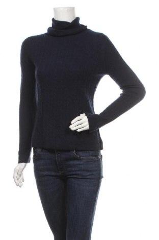 Дамски пуловер Christian Berg, Размер S, Цвят Син, Кашмир, Цена 100,17лв.