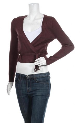 Дамски пуловер LeGer By Lena Gercke, Размер XL, Цвят Кафяв, 71% вискоза, 29% полиамид, Цена 38,35лв.