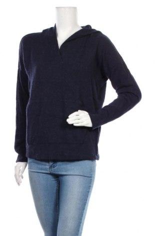 Дамски пуловер LeGer By Lena Gercke, Размер M, Цвят Син, 40% вълна, 30% вискоза, 25% полиамид, 5% кашмир, Цена 41,60лв.
