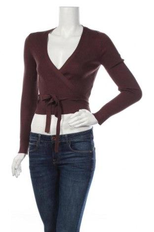 Дамски пуловер LeGer By Lena Gercke, Размер M, Цвят Кафяв, 71% вискоза, 29% полиамид, Цена 44,85лв.
