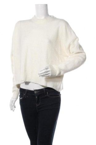 Дамски пуловер LeGer By Lena Gercke, Размер M, Цвят Екрю, 32% вълна, 32% вълна от алпака, 30% полиамид, 6% еластан, Цена 37,70лв.