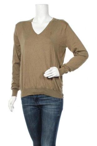 Dámský svetr Polo By Ralph Lauren, Velikost M, Barva Zelená, 80% bavlna, 20% polyamide, Cena  1870,00Kč