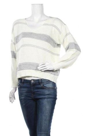 Дамски пуловер SHEIN, Размер S, Цвят Бял, Акрил, Цена 19,79лв.