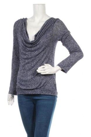 Дамски пуловер Y.Yendi, Размер S, Цвят Син, 55% вискоза, 45% полиестер, Цена 5,96лв.