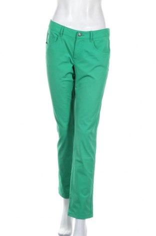 Дамски спортен панталон Alberto, Размер M, Цвят Зелен, Цена 33,92лв.