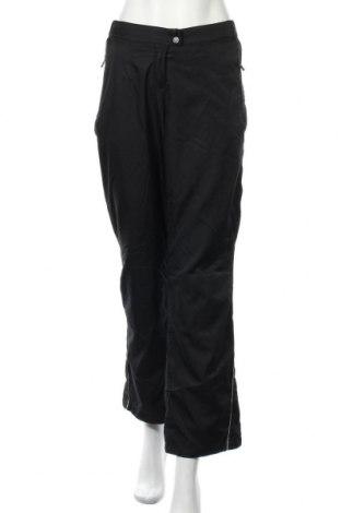 Дамски спортен панталон Sport Tech, Размер L, Цвят Черен, Полиестер, Цена 5,78лв.