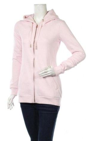 Дамски суичър MyMO, Размер S, Цвят Розов, 65% полиестер, 35% памук, Цена 31,05лв.