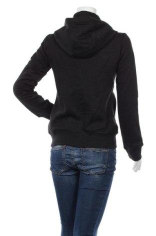 Дамски суичър MyMO, Размер S, Цвят Черен, 65% полиестер, 35% памук, Цена 51,75лв.