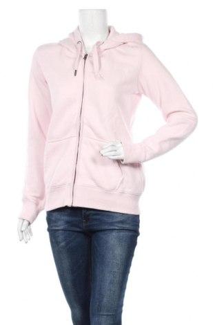 Дамски суичър MyMO, Размер M, Цвят Розов, 65% полиестер, 35% памук, Цена 30,72лв.