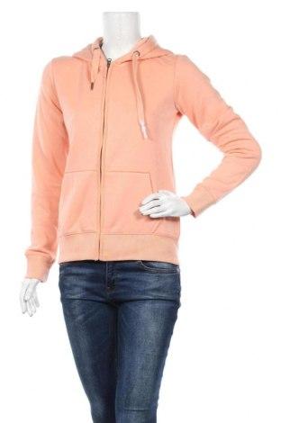 Дамски суичър MyMO, Размер S, Цвят Оранжев, 65% полиестер, 35% памук, Цена 33,12лв.