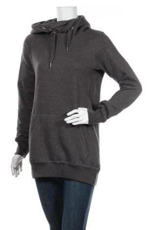 Дамски суичър MyMO, Размер XL, Цвят Сив, 65% полиестер, 35% памук, Цена 28,32лв.