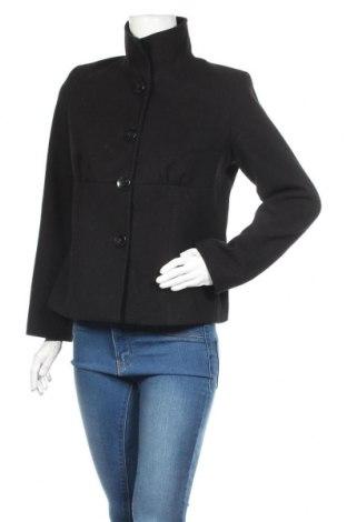 Дамско палто Andrews, Размер XL, Цвят Черен, 63% вълна, 37% полиестер, Цена 29,30лв.