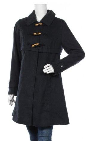 Дамско палто Casa Blanca, Размер M, Цвят Син, 100% полиестер, Цена 15,12лв.