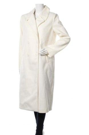 Дамско палто Faina, Размер XL, Цвят Екрю, Полиестер, Цена 97,30лв.