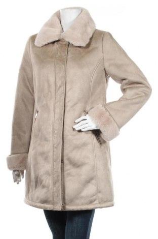 Дамско палто Ralph Lauren, Размер M, Цвят Бежов, Полиестер, Цена 298,35лв.