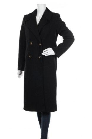 Дамско палто Usha, Размер M, Цвят Черен, Полиестер, Цена 111,30лв.