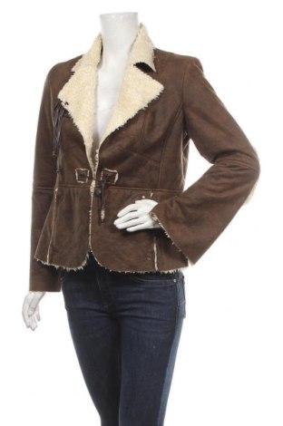 Дамско палто Voodoo, Размер L, Цвят Кафяв, Цена 46,41лв.