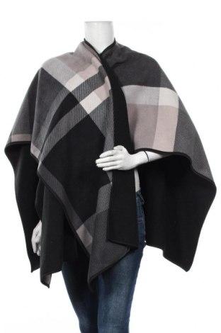 Дамско поларено пончо Ike Behar, Размер M, Цвят Многоцветен, Полиестер, Цена 26,88лв.