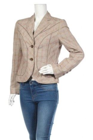 Дамско сако Apriori, Размер M, Цвят Многоцветен, 54% лен, 46% памук, Цена 6,56лв.