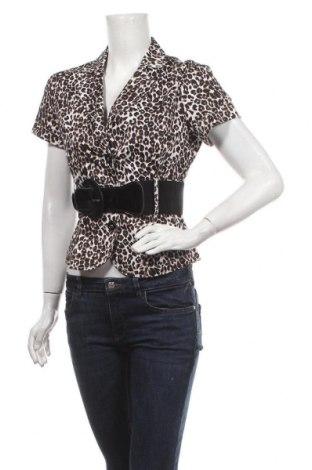 Дамско сако Jennifer Taylor, Размер M, Цвят Черен, 97% памук, 3% еластан, Цена 17,75лв.