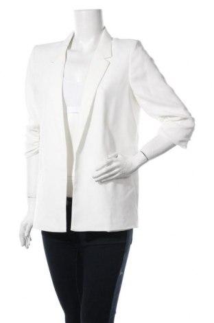 Дамско сако Soaked In Luxury, Размер M, Цвят Бял, Полиестер, Цена 81,75лв.