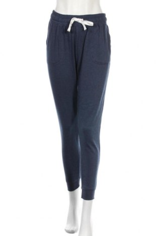 Дамско спортно долнище Cotton On, Размер S, Цвят Син, 65% полиестер, 35% памук, Цена 25,20лв.