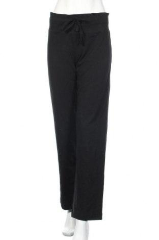 Pantaloni trening de femei Target, Mărime L, Culoare Negru, Bumbac, elastan, Preț 101,46 Lei