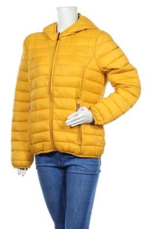 Дамско яке Dreimaster, Размер XL, Цвят Жълт, Полиамид, Цена 80,30лв.