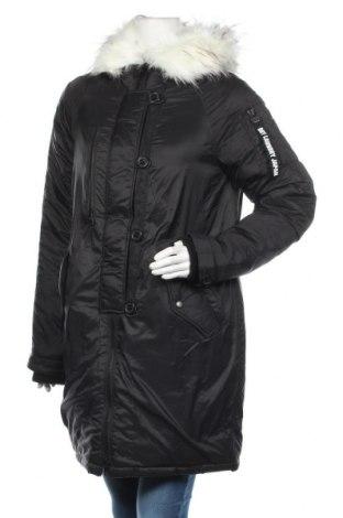 Γυναικείο μπουφάν Dry Laundry Japan, Μέγεθος L, Χρώμα Μαύρο, Πολυαμίδη, Τιμή 37,02€