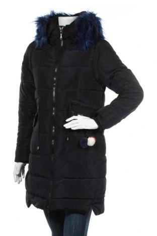 Γυναικείο μπουφάν MyMO, Μέγεθος M, Χρώμα Μαύρο, Πολυεστέρας, Τιμή 24,54€