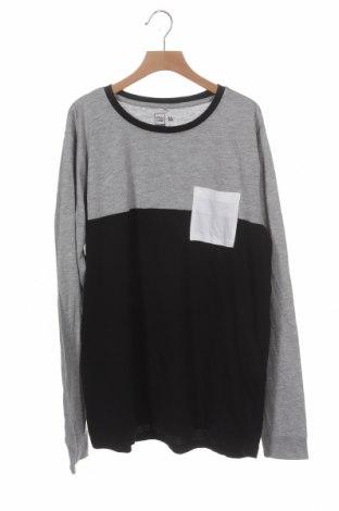 Детска блуза Clothing & Co, Размер 15-18y/ 170-176 см, Цвят Черен, Памук, вискоза, Цена 4,73лв.