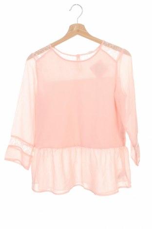 Παιδική μπλούζα H&M, Μέγεθος 14-15y/ 168-170 εκ., Χρώμα Ρόζ , Πολυαμίδη, πολυεστέρας, Τιμή 9,35€