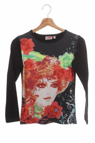 Παιδική μπλούζα Million X, Μέγεθος 10-11y/ 146-152 εκ., Χρώμα Μαύρο, Βαμβάκι, Τιμή 7,98€