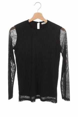 Παιδική μπλούζα Pomp De Lux, Μέγεθος 12-13y/ 158-164 εκ., Χρώμα Μαύρο, 95% βισκόζη, 5% ελαστάνη, Τιμή 8,31€