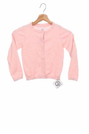 Pulover cu nasturi pentru copii Lefties, Mărime 4-5y/ 110-116 cm, Culoare Roz, 80% bumbac, 20% poliamidă, Preț 120,89 Lei
