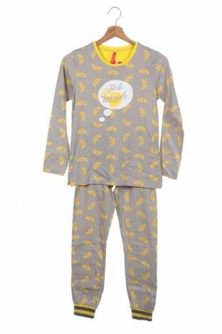 Pijama pentru copii Admas, Mărime 9-10y/ 140-146 cm, Culoare Multicolor, Bumbac, Preț 194,90 Lei