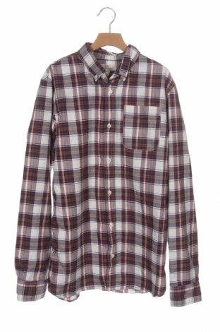 Детска риза H&M L.O.G.G., Размер 15-18y/ 170-176 см, Цвят Многоцветен, Памук, Цена 4,20лв.