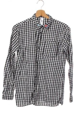 Dětská košile  Here+There, Velikost 15-18y/ 170-176 cm, Barva Černá, Bavlna, Cena  217,00Kč