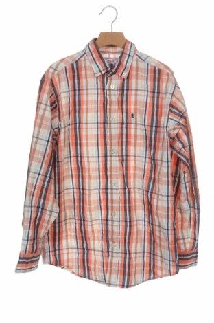 Детска риза Izod, Размер 14-15y/ 168-170 см, Цвят Многоцветен, 55% памук, 45% полиестер, Цена 4,73лв.
