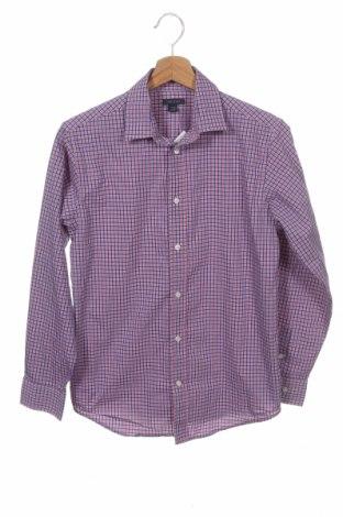 Детска риза Tommy Hilfiger, Размер 15-18y/ 170-176 см, Цвят Розов, 64% памук, 31% полиестер, 5% еластан, Цена 8,40лв.