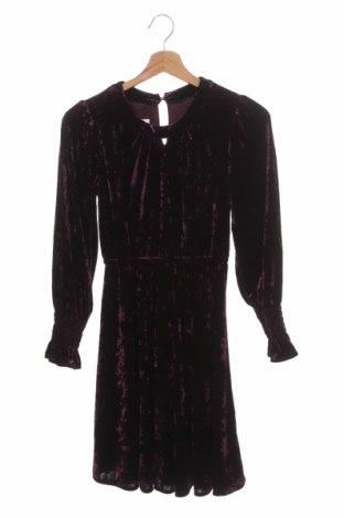 Παιδικό φόρεμα Bonnie Jean, Μέγεθος 15-18y/ 170-176 εκ., Χρώμα Βιολετί, 94% πολυεστέρας, 6% ελαστάνη, Τιμή 14,03€