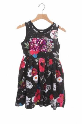Rochie pentru copii Desigual, Mărime 7-8y/ 128-134 cm, Culoare Multicolor, Bumbac, Preț 190,29 Lei