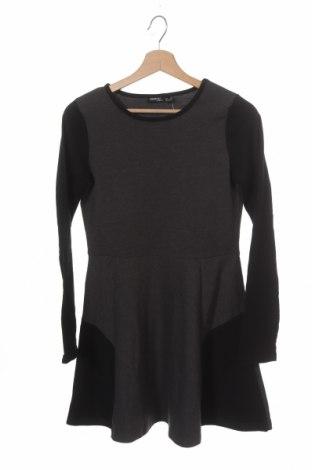 Παιδικό φόρεμα Pepperts!, Μέγεθος 12-13y/ 158-164 εκ., Χρώμα Γκρί, 57% βαμβάκι, 39% πολυεστέρας, 4% ελαστάνη, Τιμή 5,91€