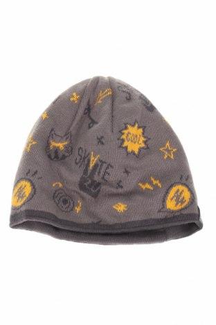 Παιδικό καπέλο Maximo, Χρώμα Γκρί, Βαμβάκι, Τιμή 7,92€