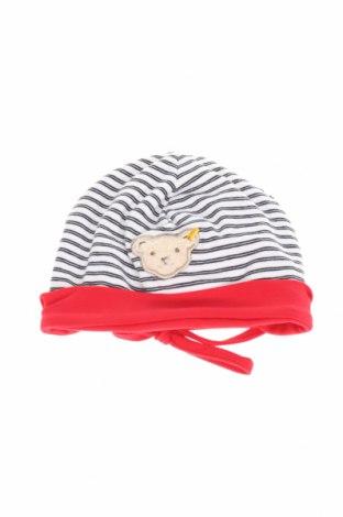 Dětská čepice  Steiff, Barva Vícebarevné, 95% bavlna, 5% elastan, Cena  273,00Kč