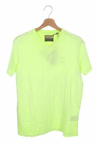 Παιδικό μπλουζάκι Petrol Industries, Μέγεθος 15-18y/ 170-176 εκ., Χρώμα Πράσινο, Βαμβάκι, Τιμή 8,97€