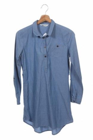 Dětská tunika  H&M, Velikost 12-13y/ 158-164 cm, Barva Modrá, Bavlna, Cena  147,00Kč