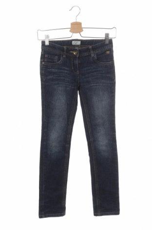 Dziecięce jeansy Tom Tailor, Rozmiar 9-10y/ 140-146 cm, Kolor Niebieski, 70% bawełna, 28% poliester, 2% elastyna, Cena 79,95zł