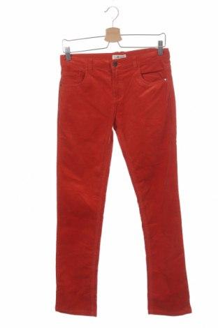 Παιδικό κοτλέ παντελόνι Tex, Μέγεθος 13-14y/ 164-168 εκ., Χρώμα Πορτοκαλί, 96% βαμβάκι, 3% βισκόζη, 1% ελαστάνη, Τιμή 13,51€